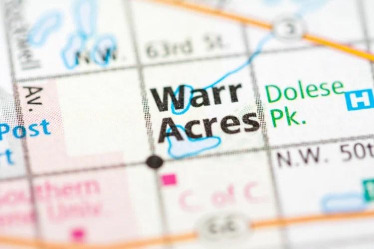 Warr Acres, OK