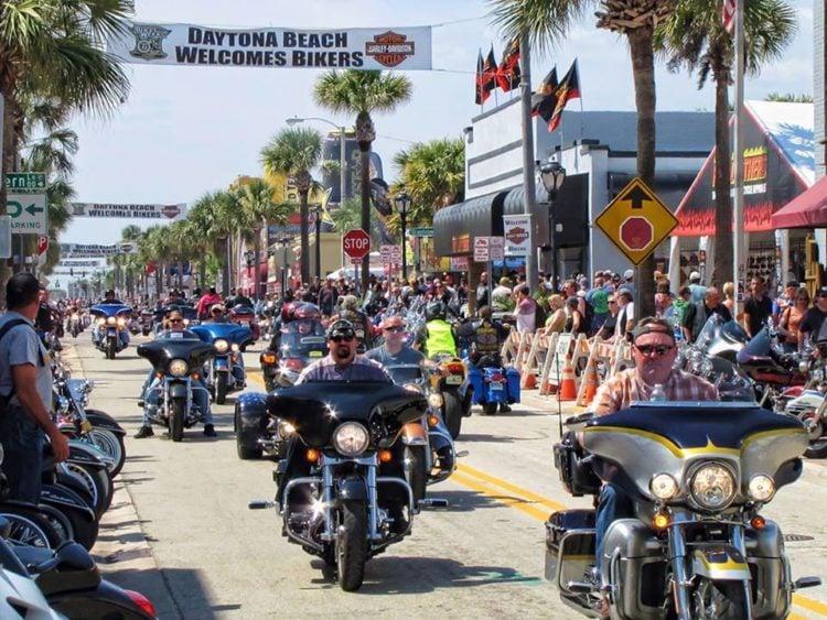 Bike Week Motorcycle Swap Meet Extravaganza & Bike Show