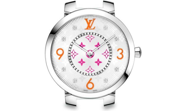 Louis Vuitton Tambour Slim Monogram
