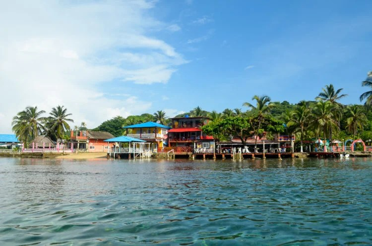 Isla Colon, Panama