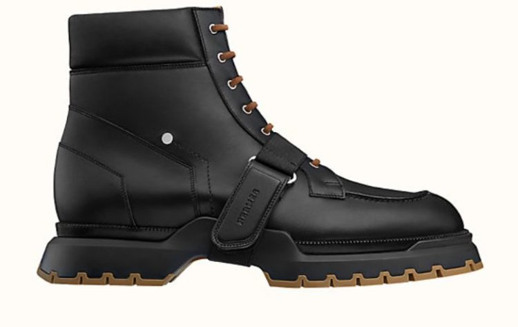Hermes Bradley Ankle Boot for Men