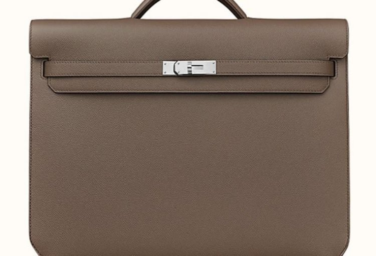 Hermes Kelly Depeches 36 Briefcase