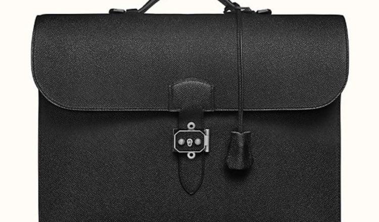 Hermes Sac a Depeches light 1-37 briefcase