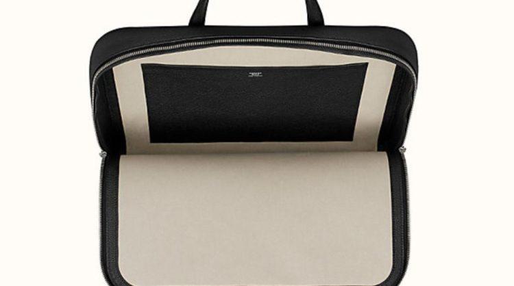 Hermes Victoria Light Briefcase