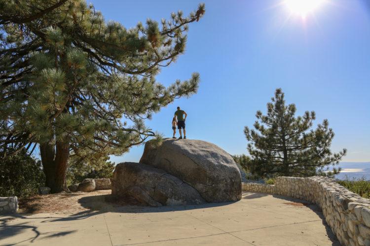 Rock Climb at Suicide Rock