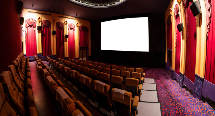 Watch your favorite movie at The Rustic Theatre