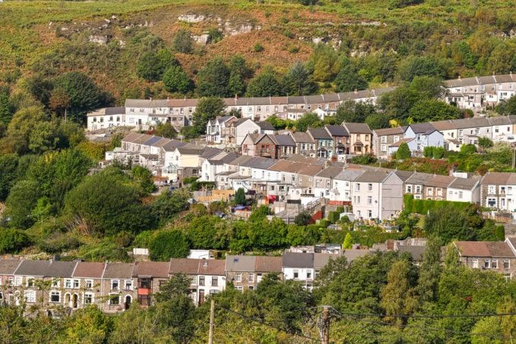 Ferndale, Wales
