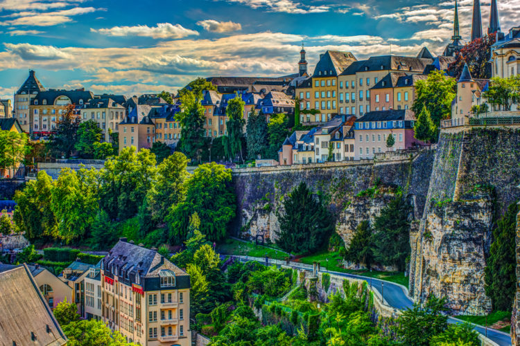 Luxembourg City, Luxembourg