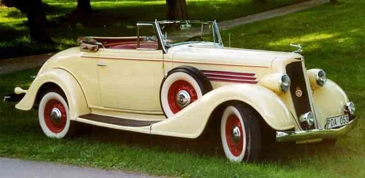 1935 Buick Series 40 Model 46C