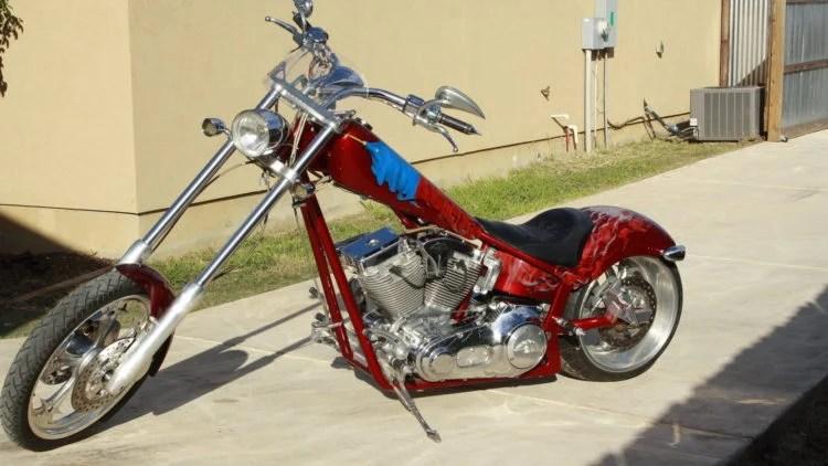 2006 American Ironhorse Texas Chopper