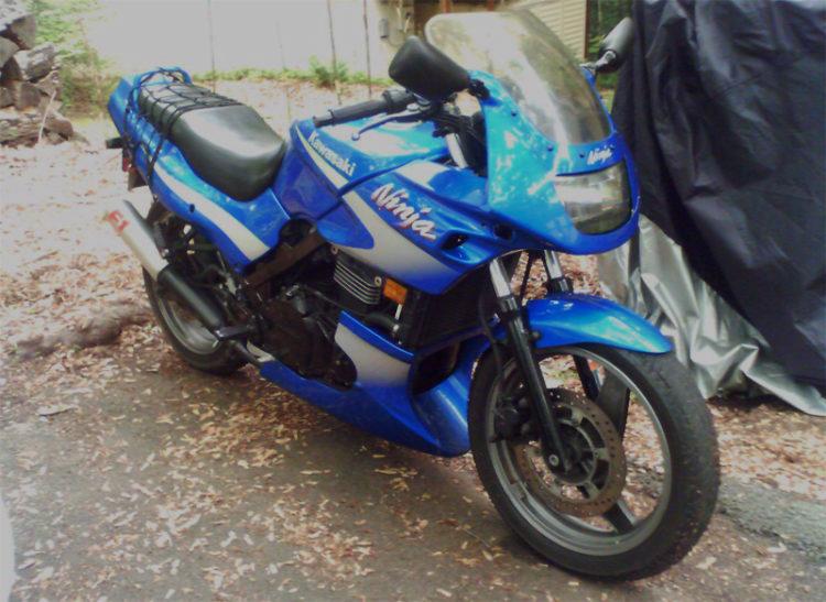 Kawasaki Ninja 500R