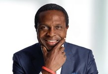 Tonye Cole, GMD, Sahara Group