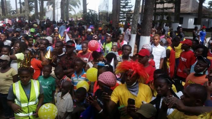 Ogbunike Cave Carnival