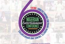 6th Edition of Nigerian Entertainment Conference to Hold In Lagos on April 25
