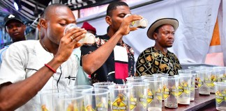 Obiligbo Brothers Lit Up Onitsha at Legend's Real Deal Experience