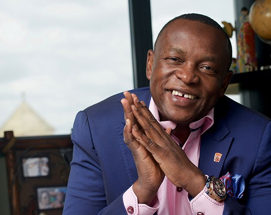 Temitope Shonubi, Co-Founder & Executive Director Sahara Group