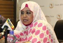 Commissioner for Social Affairs, African Union, H.E. Mrs. Amira ElFadil