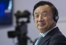 Huawei Founder and CEO Mr Ren Zhengfei