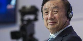 Huawei Founder and CEO Mr Ren Zhengfei