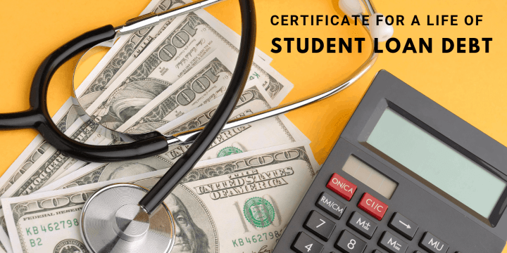 how student loans impacted our life