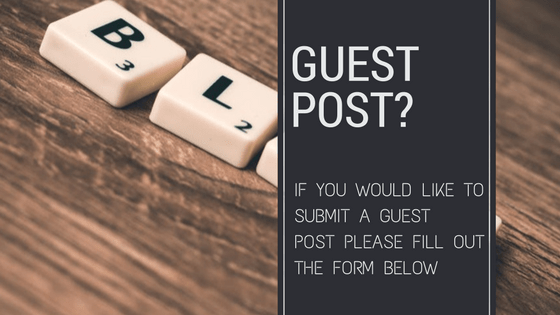 Guest Post Form