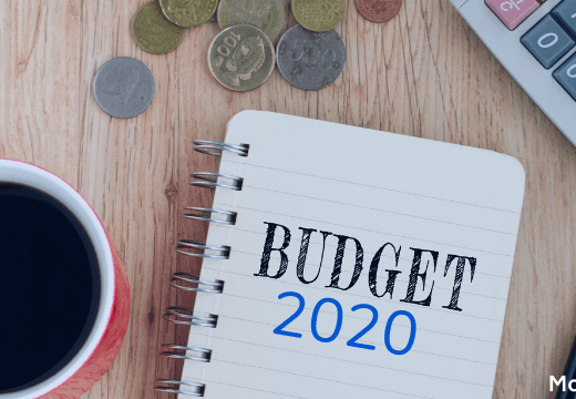 stay on budget in 2020