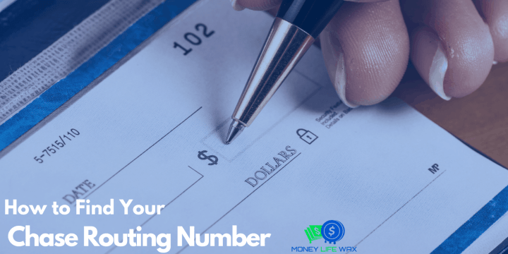 Quickly Find Your Chase Routing Number (How to)