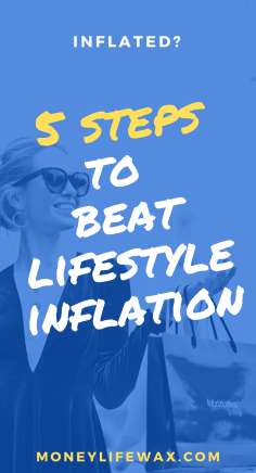 what is lifestyle inflation