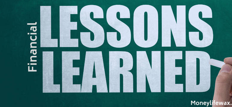 financial lessons learned