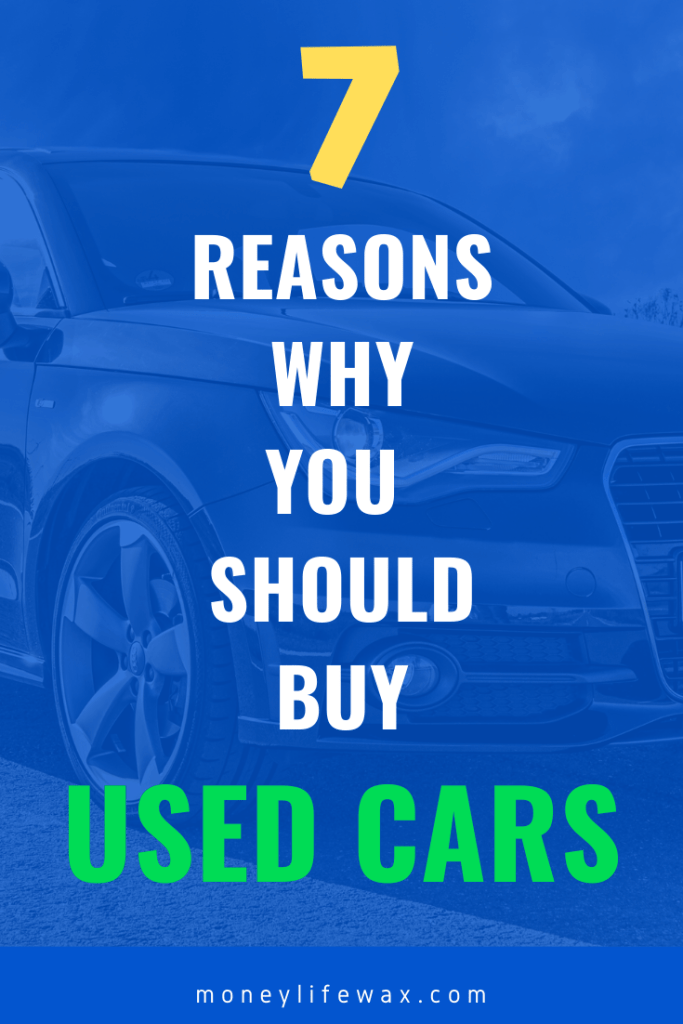 never buy new cars