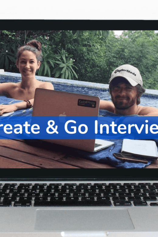 create and go interview