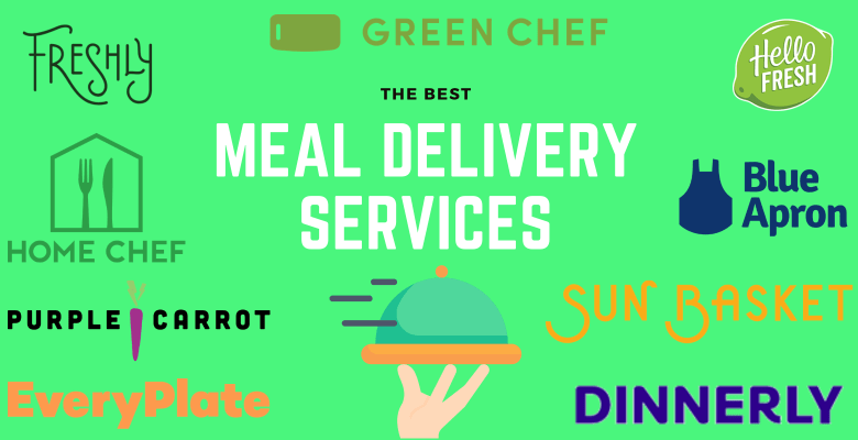 best meal delivery services