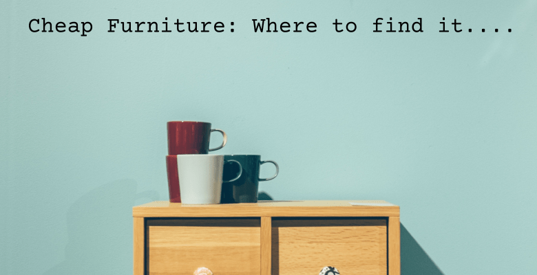 best cheap furniture stores