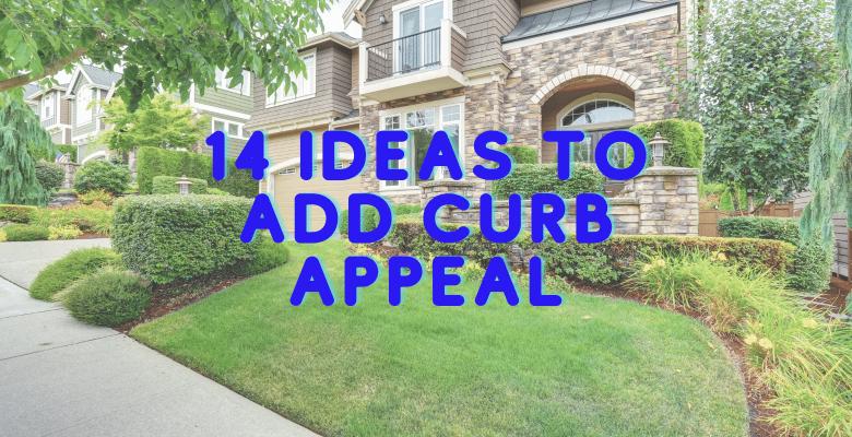 curb appeal ideas