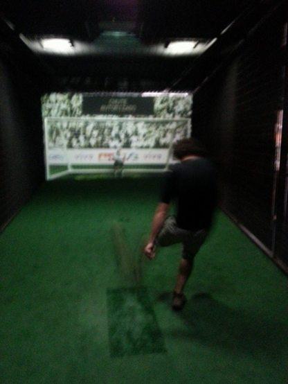 Virtual Penalty Kick
