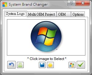 System Brand Changer