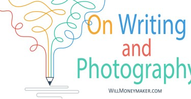 On Writing and Photography