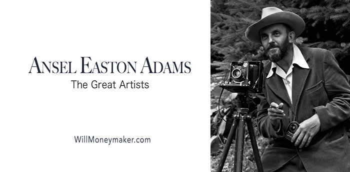 Ansel Easton Adams Is One Of The Most Famous Photographers 20th Century Known Primarily For His Work In Black And White Medium Adamss