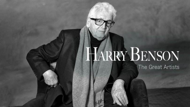 Harry Benson: The Great Artists