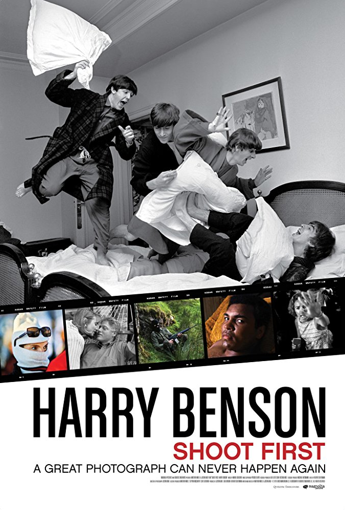 Harry Benson: Shoot First (Video)