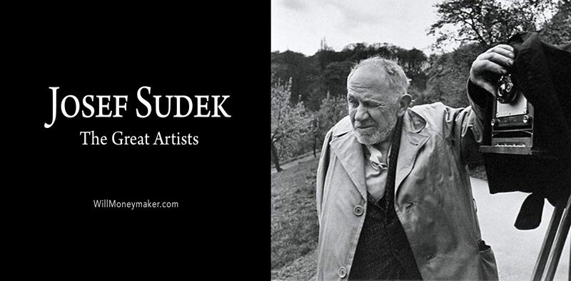 The Great Artists — Josef Sudek