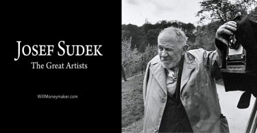 The Great Artists — Josef Sudek