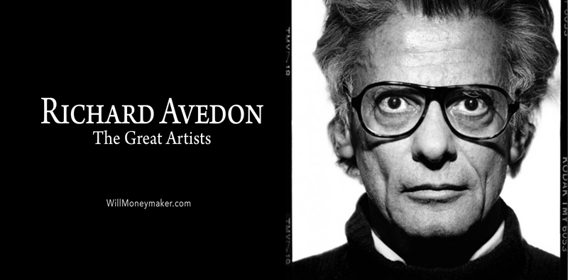 The Great Artists – Richard Avedon