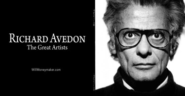 The Great Artists – Richard Avedon