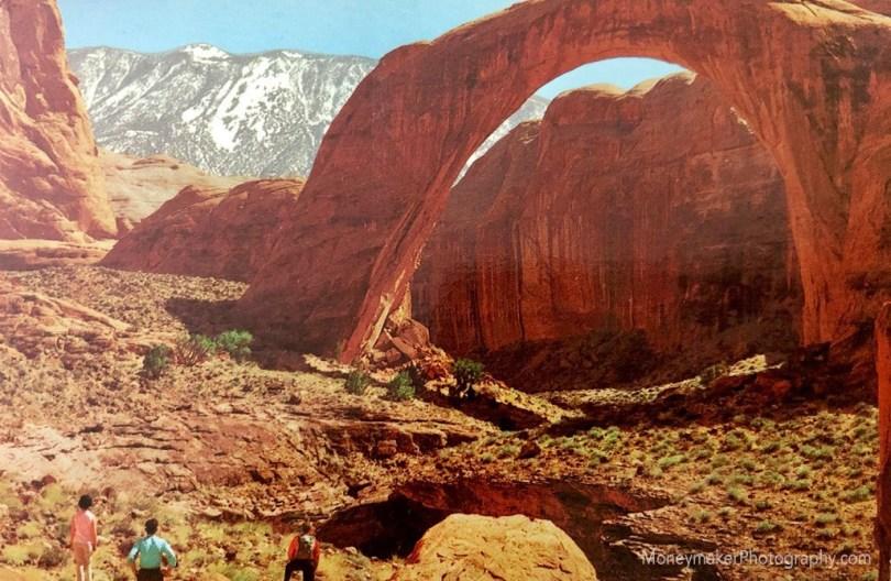 Rainbow Bridge National Monument, Southern Utah.
