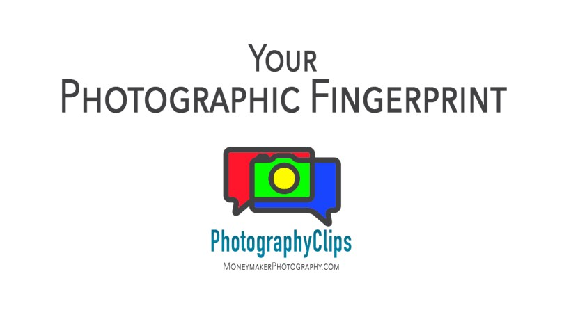 Your Photographic Fingerprint