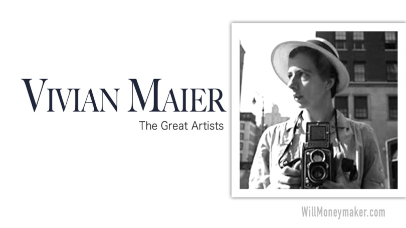 Vivian Maier: The Great Artists