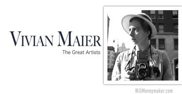 Vivian Maier: The Great Artists