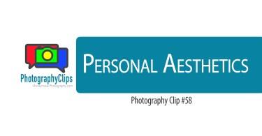 Personal Aesthetics