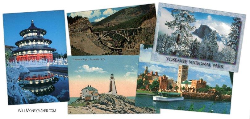 Beautiful Postcard Giveaway